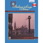 26 Italian Songs and Arias for Medium Low Voice (Book & CD)