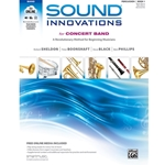 Sound Innovations for Concert Band - Snare Drum, Bass Drum & Accessories, Book 1