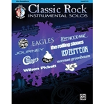 Classic Rock Instrumental Solos for Alto Sax