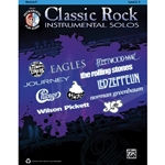 Classic Rock Instrumental Solos for Horn in F