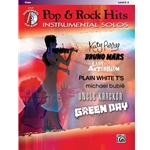 Pop & Rock Hits Instrumental Solos for Flute