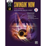 Alfred Jazz Play-Along Series, Vol. 2: Swingin' Now for Rhythm Section