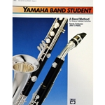 Yamaha Band Student - Alto Clarinet, Book 1