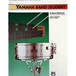 Yamaha Band Student -  Combined Percussion, Book 1