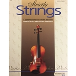 Strictly Strings - Violin, Book 2
