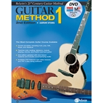 21st Century Guitar Method, Book 1 (with DVD) by Aaron Stang