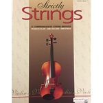 Strictly Strings - Violin, Book 1