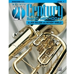Belwin 21st Century Band Method - Baritone Bass Clef, Level 1