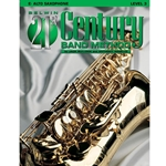 Belwin 21st Century Band Method - Alto Saxophone, Level 3