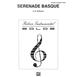 HOFFMANN - Serenade Basque for Bass Clarinet & Piano