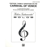 ARBAN - Carnival of Venice: Fantasie, Theme and Variations for Trumpet and Piano