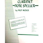 Note Speller for Clarinet
