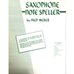 Note Speller for Saxophone