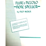 Note Speller for Flute or Piccolo