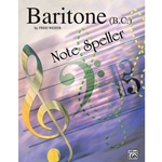 Note Speller for Baritone B.C.