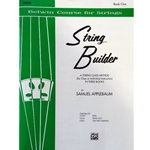 String Builder - Violin, Book 1