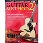 21st Century Guitar Method, Book 2 (with CD)