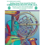 Christmas Duets for All - Bb Clarinet or Bass Clarinet
