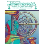 Christmas Trios for All - Clarinet or Bass Clarinet