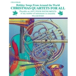 Christmas Quartets for All - Cello or Bass