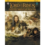 The Lord of the Rings Instrumental Solos for Flute