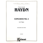 HAYDN - Horn Concerto No. 2 in D Major with Piano Accompaniment