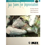 Jazz Tunes for Improvisation - Volume 1 (Eb Edition)