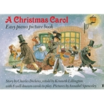 A Christmas Carol Easy Piano Picture Book