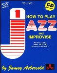 Aebersold Volume 1 - How To Play Jazz and Improvise