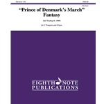 """Prince of Denmark's March"" Fantasy for 2 Trumpets & Organ"