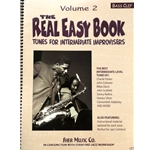 The Real Easy Book Volume 2 for Bass Clef Instruments