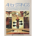 All for Strings - Piano Accompaniment, Book 1