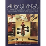 All for Strings - String Bass, Book 2