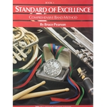 Standard of Excellence - Baritone Saxophone, Book 1