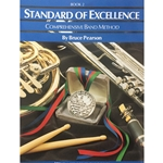 Standard of Excellence - Timpani & Auxiliary Percussion, Book 2
