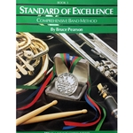 Standard of Excellence - Timpani & Auxiliary Percussion, Book 3
