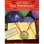 Standard of Excellence First Performance - Baritone Treble Clef