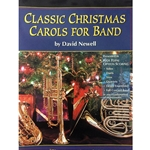 Classic Christmas Carols for Band - Drums, Timpani, and Auxiliary Percussion