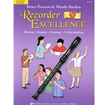 Recorder Excellence - Student Edition (Book Only)