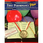 Standard of Excellence First Performance Plus - Timpani & Auxiliary Percussion