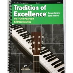 Tradition of Excellence - Piano/Guitar, Book 3
