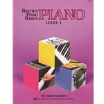 Bastien Piano Basics Piano Method, Level 1