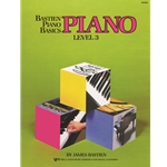 Bastien Piano Basics Piano Method, Level 3