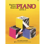 Bastien Piano Basics Piano Method, Level 4