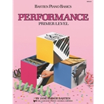 Bastien Piano Basics Performance, Primer Level