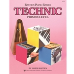 Bastien Piano Basics Technic, Primer Level