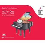 Bastien New Traditions All-in-One Course - Primer A