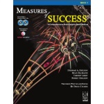Measures of Success - Bass Clarinet, Book 1