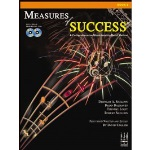 Measures of Success - Baritone Bass Clef, Book 2