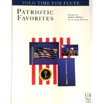 Patriotic Favorites for Flute